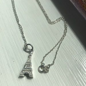 3/$10 Eiffel Tower Necklace